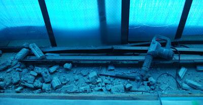 180927 窓枠撤去3