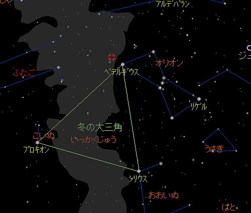 20181022 オリオン座流星群星図1