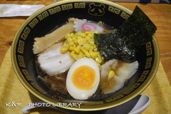 2015年5月4日新横浜ラーメン博物館・味楽2