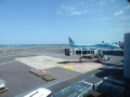 Ramps at Jeju Airport