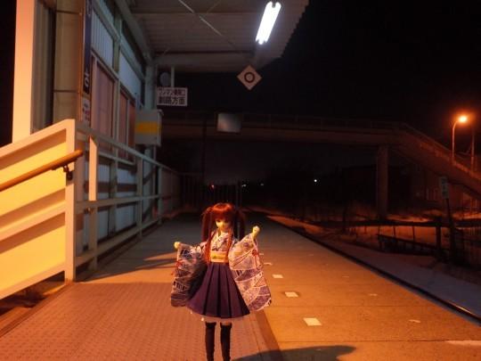 武佐駅10