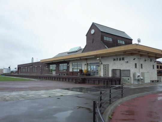 訓子府駅11