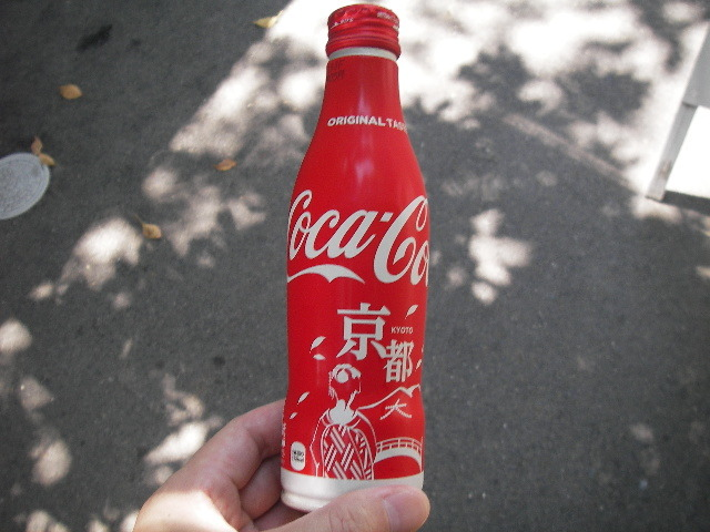 京都限定コカコーラ201808