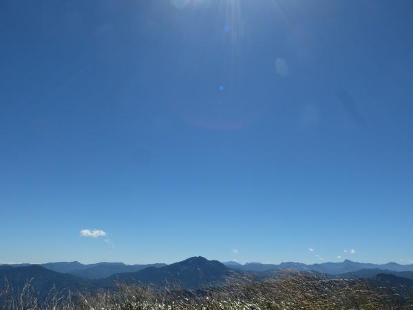 0822山頂からの空