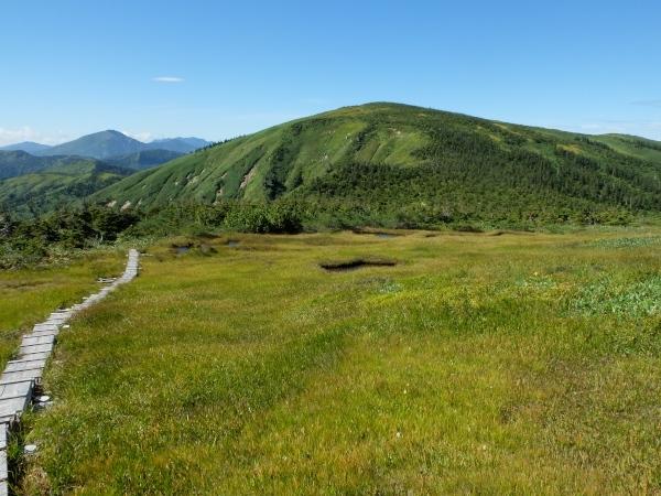0822平ヶ岳への道