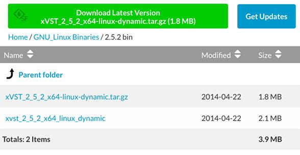 xVideoServiceThief xVST Ubuntu 18.04 ダウンロード