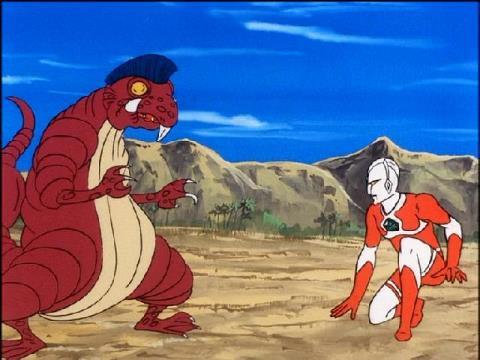 ウルトラマンジョーニアス vs ドルフィーゴ