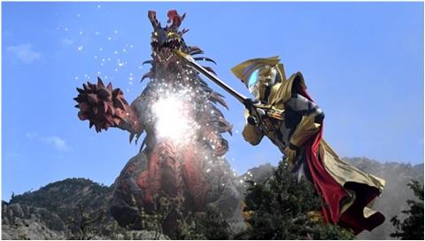 ザイゴーグ vs ウルトラマンジード ロイヤルメガマスター