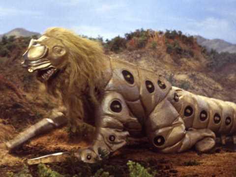 猛毒怪獣 ガブラ