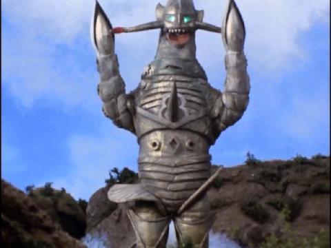 ロボット怪獣 エアドルメン