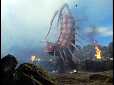 カプセル怪獣 クマゴラス