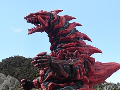 火炎骨獣 グルジオボーン