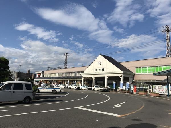 03_JR松山駅