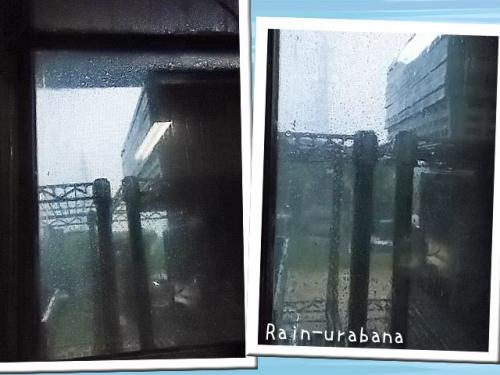 PM15時頃窓からヒュ~ヒュ~風の音!