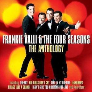 FRANKIE VALLI THE FOUR SEASONS「THE ANTHOLOGY」