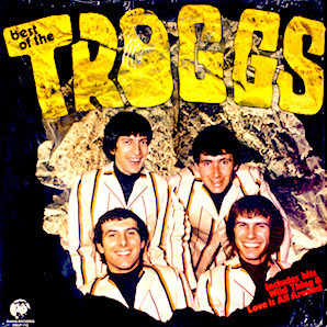 THE TROGGS「BEST OF THE TROGGS」