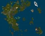 トクノとマラスの地図
