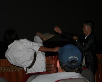 2011年パパのイベント登場時の真剣佑2