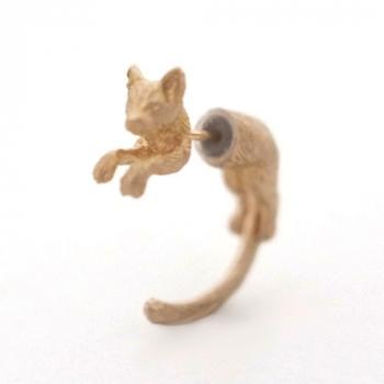 simmonの猫ピアス