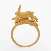 うさぎの指輪_simmon