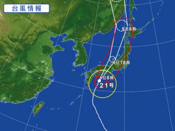 2018 0904 台風21号