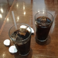 アイスコーヒー×2