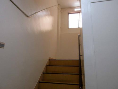 3階まで上がります
