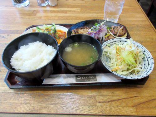 日替ランチ(肉&魚)