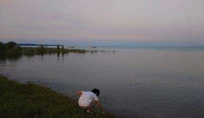かずさ 琵琶湖畔