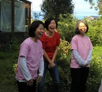 和み姉妹 笑い