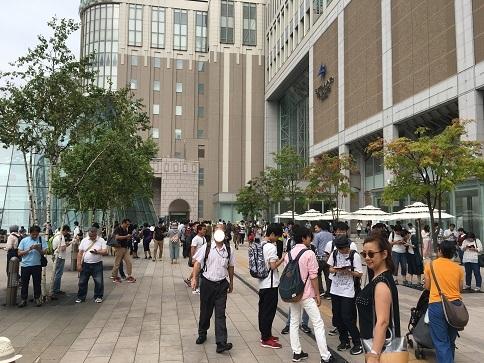 札幌駅ポケモン