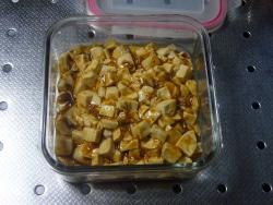 麻婆豆腐~冷蔵庫で保存20180912