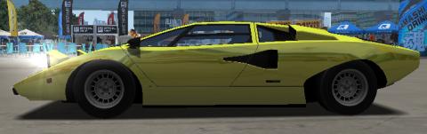 ドリスピ カウンタック 実車 比較 (3)