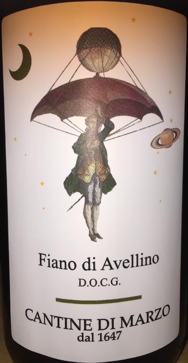 Fiano di Avellino Cantine di Marzo 2016 part1