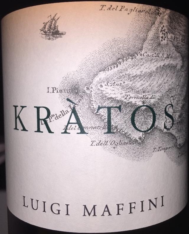 Kratos Cilento Fiano Luigi Maffini 2016 part1