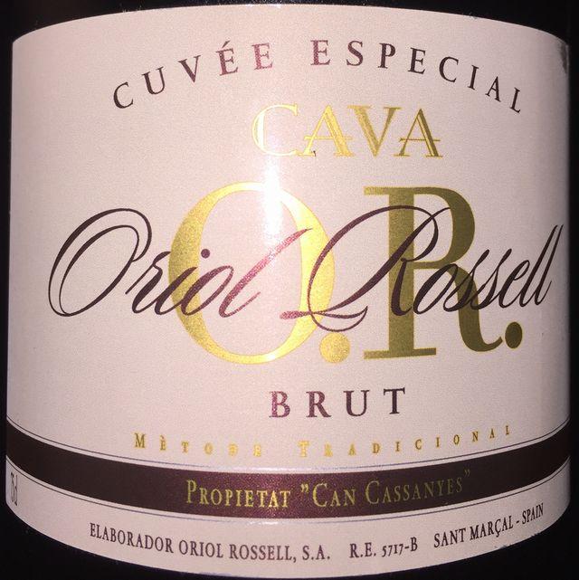 Cava Oriol Rossell Brut