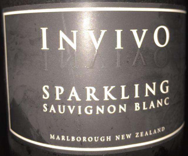 Invivo Sparkling Sauvignon Blanc