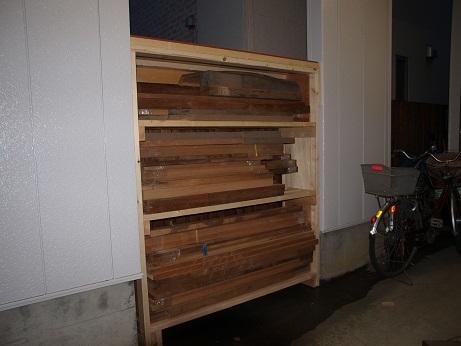 P9010037 材木積み込み完了
