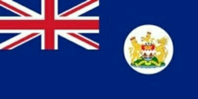 区旗:イギリス嶺時代香港旗