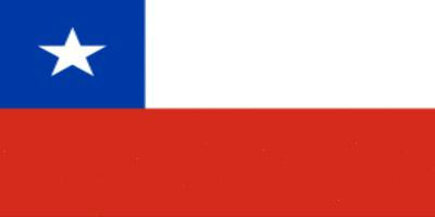 国旗:チリ