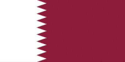 国旗:カタール