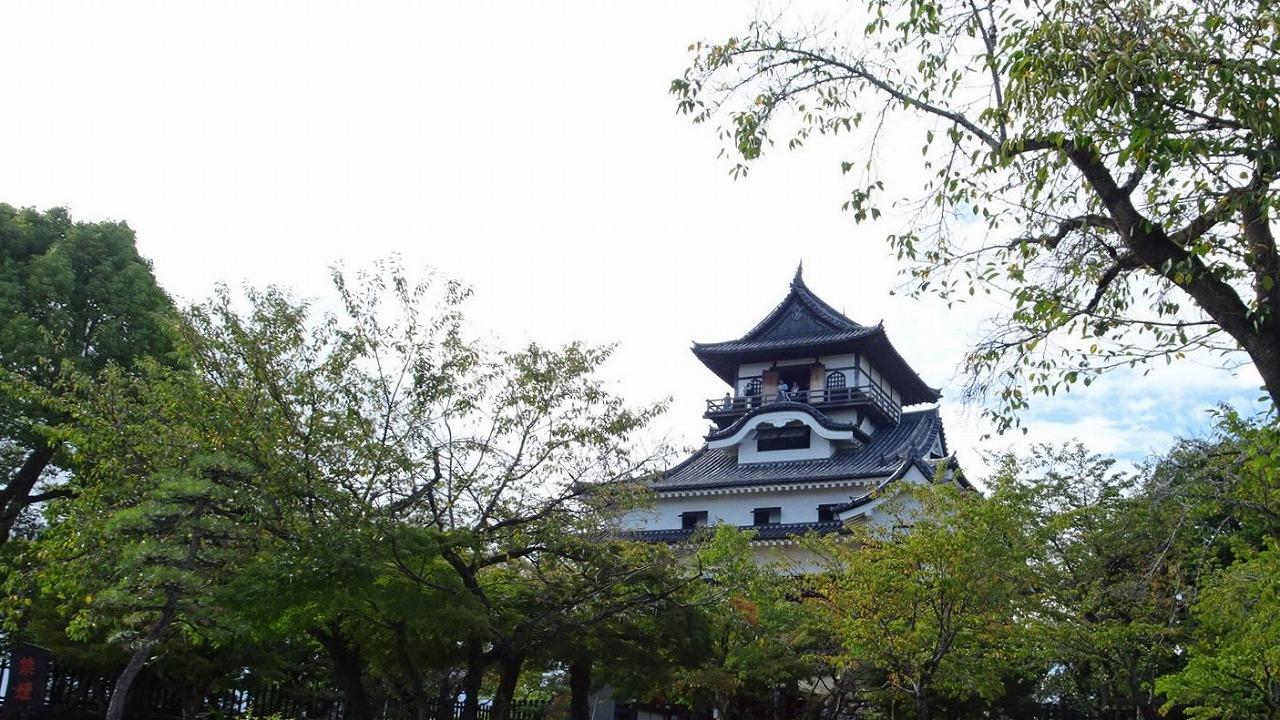 犬山城見学 (2018年8月)