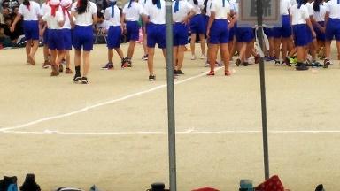 小学校の運動会No2