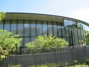 1、司馬遼太郎記念館の外観