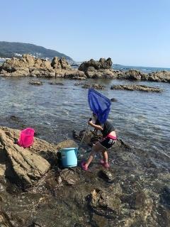 今年最後の海水浴_01