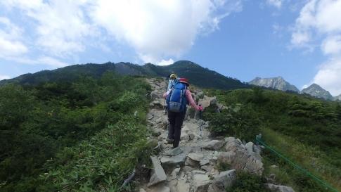 プライベート(唐松岳) 096