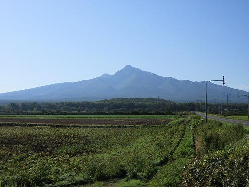斜里岳三井より(9月)