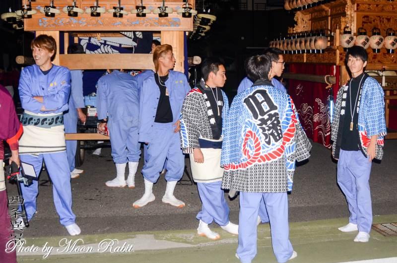 旧藩だんじり(屋台) 祭り装束