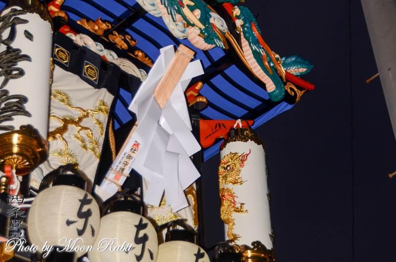 東常盤屋台(だんじり) 祭り旗 小松祭り