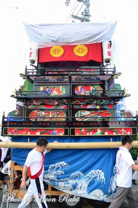 南町だんじり(屋台) 西条祭り